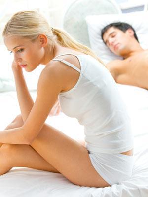brak ochoty na seks
