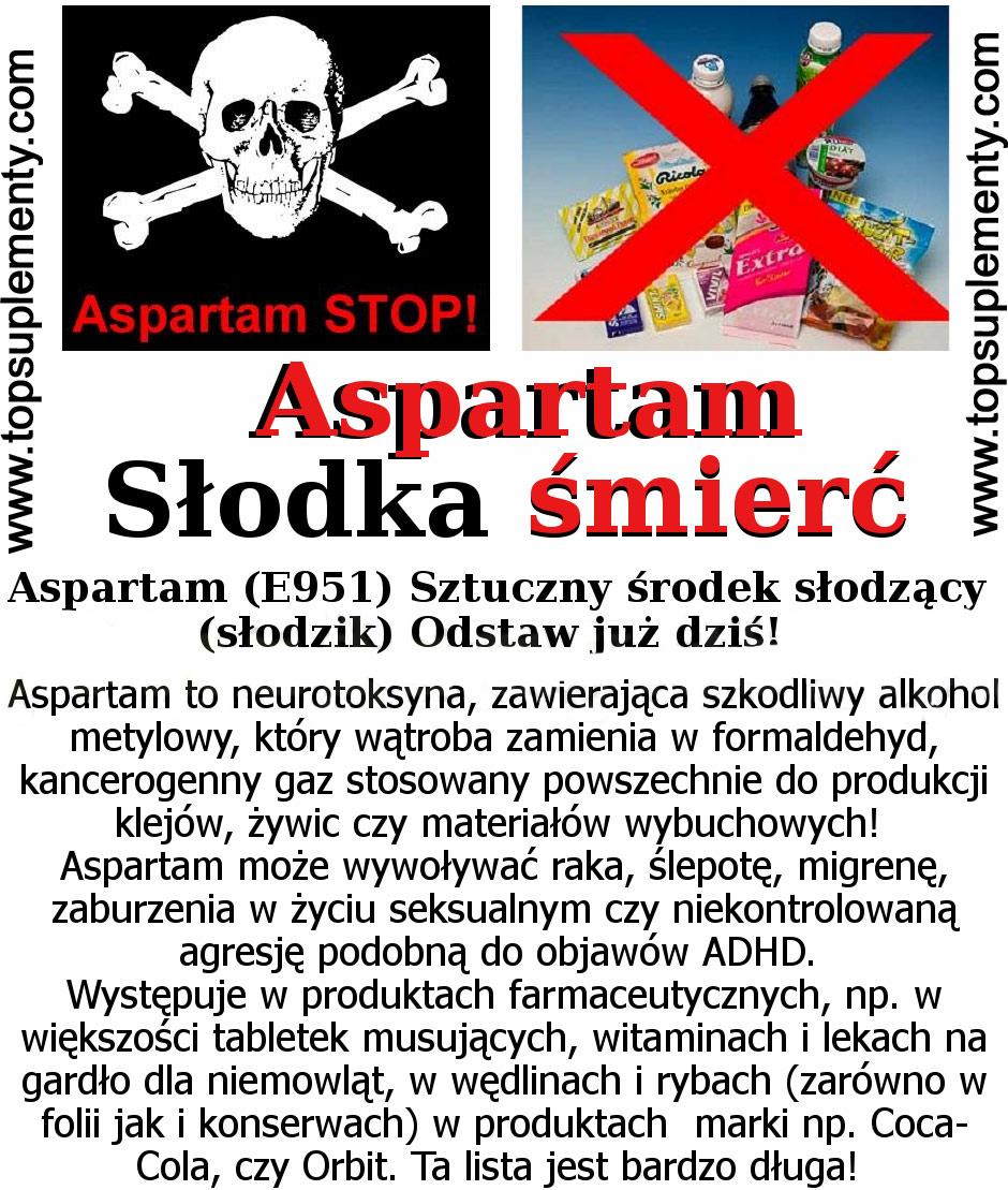 aspartam-informacje